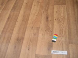 0289 Pvc Belag 187x499 Boden Bodenbelag Rest Cv Holz Look Eiche