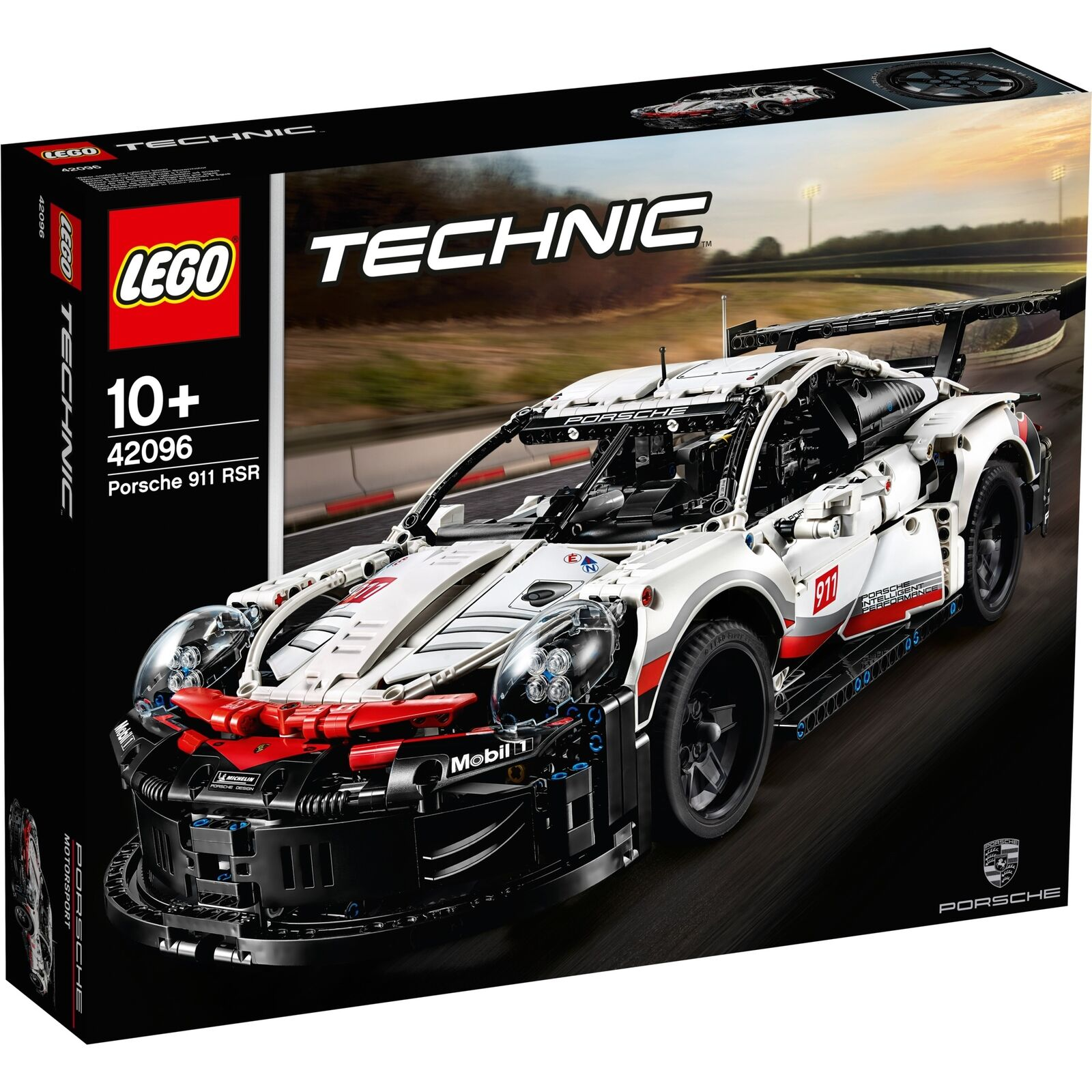 LEGO Technic Porsche 911 RSR Konstruktionsspielzeug