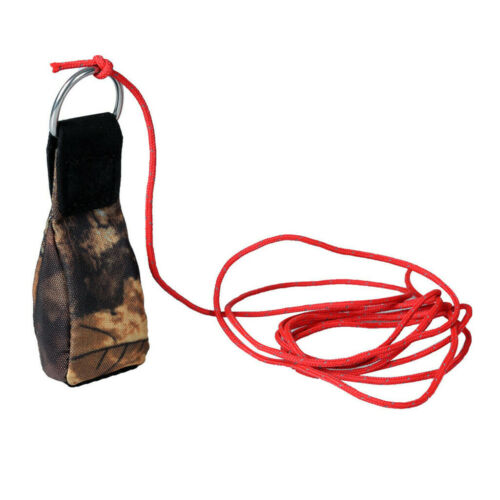 Pouch Arborist Climbing-Tree-Working Throw-Weight-Bag Outdoor Using