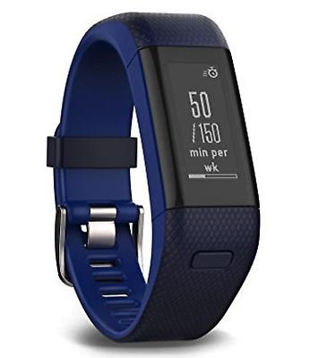 Garmin vivosmart HR Plus w Elevate Wrist Heart Rate Technology 010-01955-38
