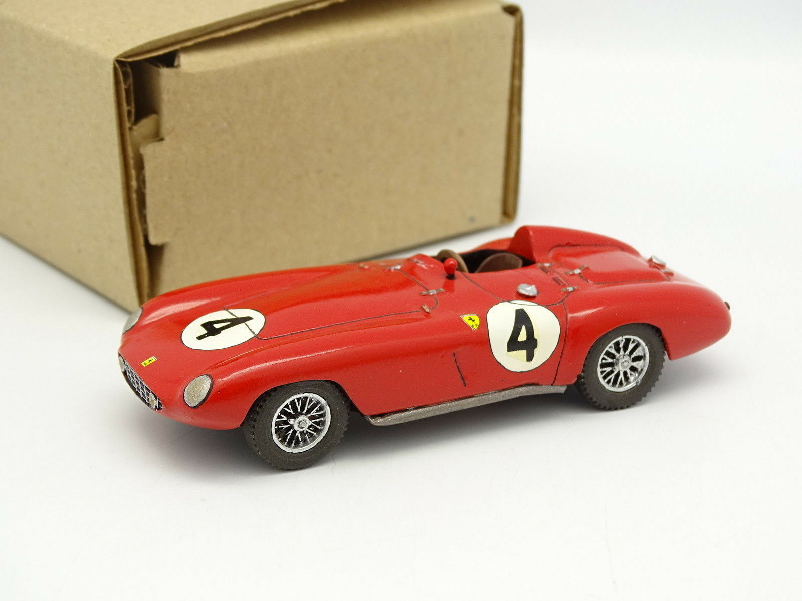John Day Kit Montado 1 43 - Ferrari 121 LM Le Mans 1955