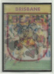 Image Is Loading 1992 AFL Select BRISBANE BEARS LIONS ROGER MERRETT