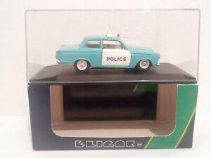ELIGOR-Cortina-de-Ford-Coche-De-Policia-1-43-modelo-de-escala