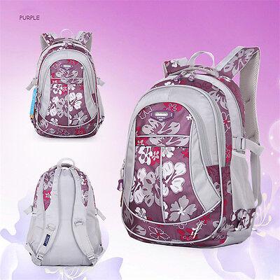 Children Boys Girls Waterproof Sport Backpack Bookbag Travel Rucksack School Bag