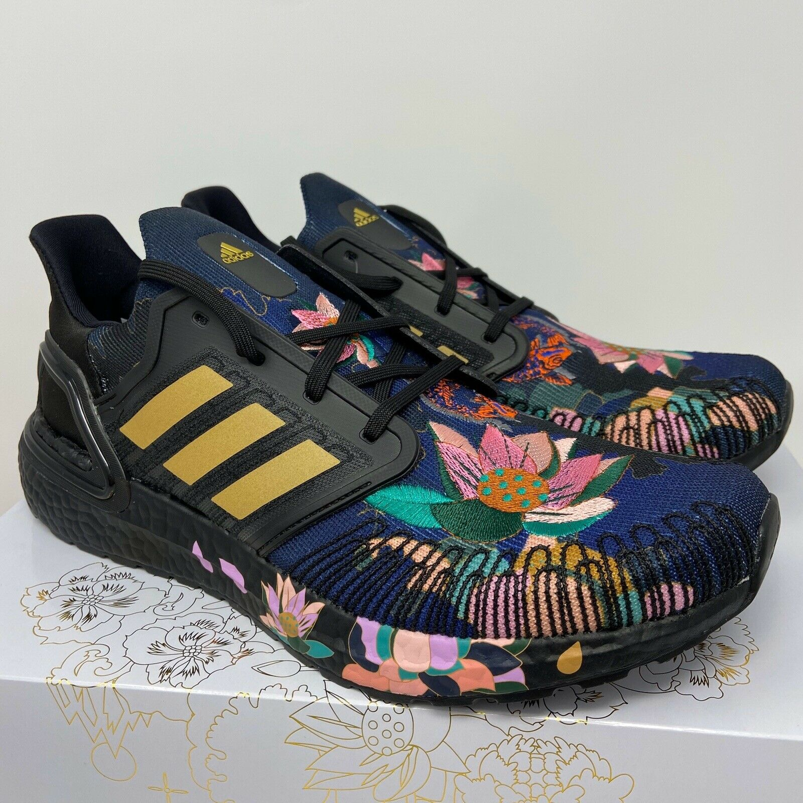 UltraBoost 20 'Chinese New Year - Floral'