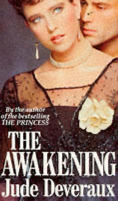 Deveraux, Jude, The Awakening, Paperback, Very Good Book