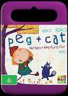 Peg + Cat - Maths + Adventure = Fun! (DVD, 2015)