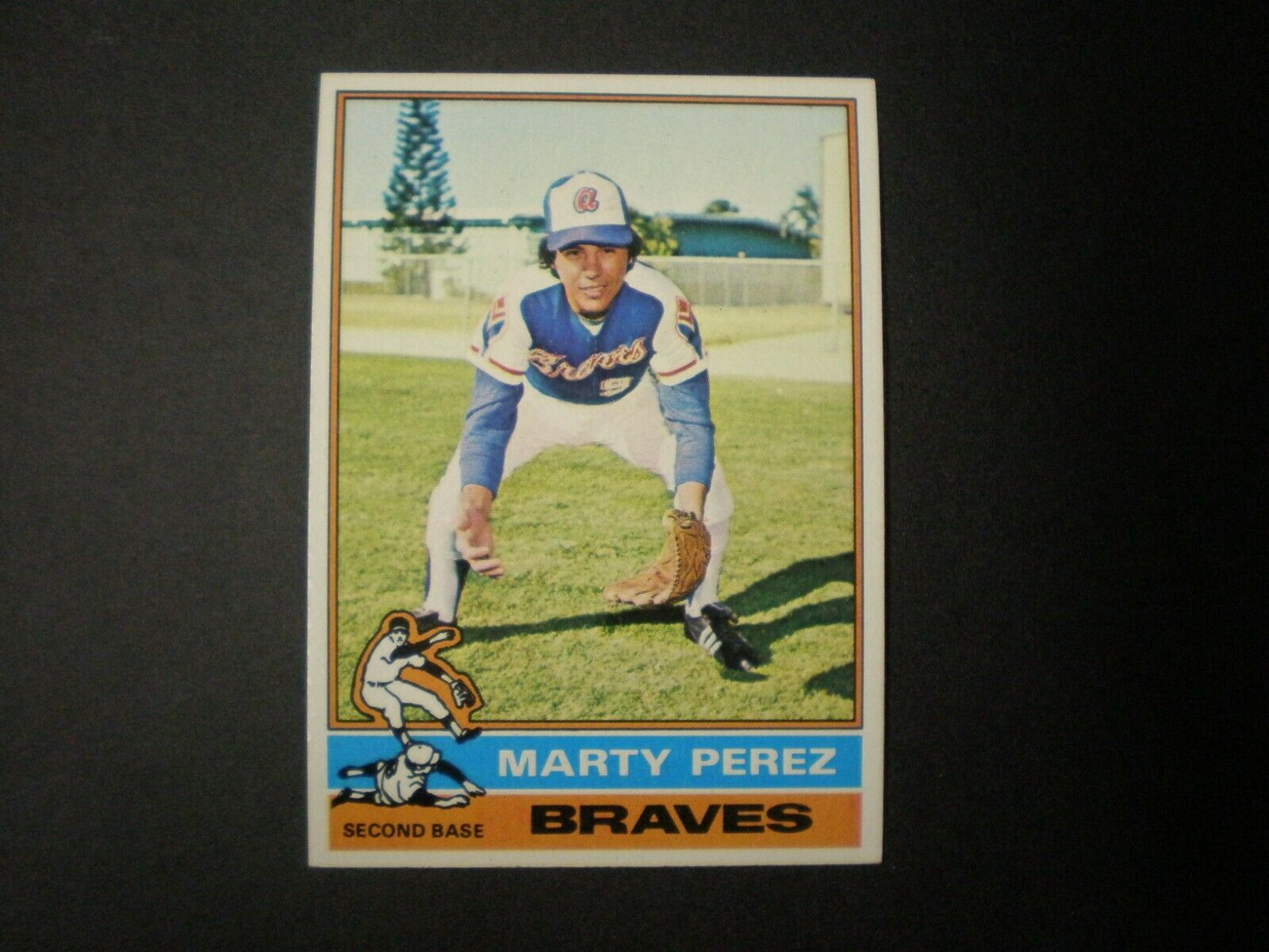 1976 Hostess Marty Perez 65 Baseball Card For Sale Online