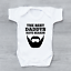 The Best Daddy/'s Have Beards Funny Cute Unisex Baby Grow Bodysuit