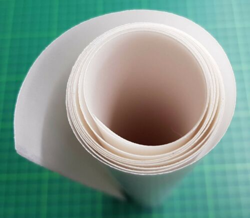 ca 200cm x  100 cm PVC Antirutschfolie  fein transparent selbstklebend
