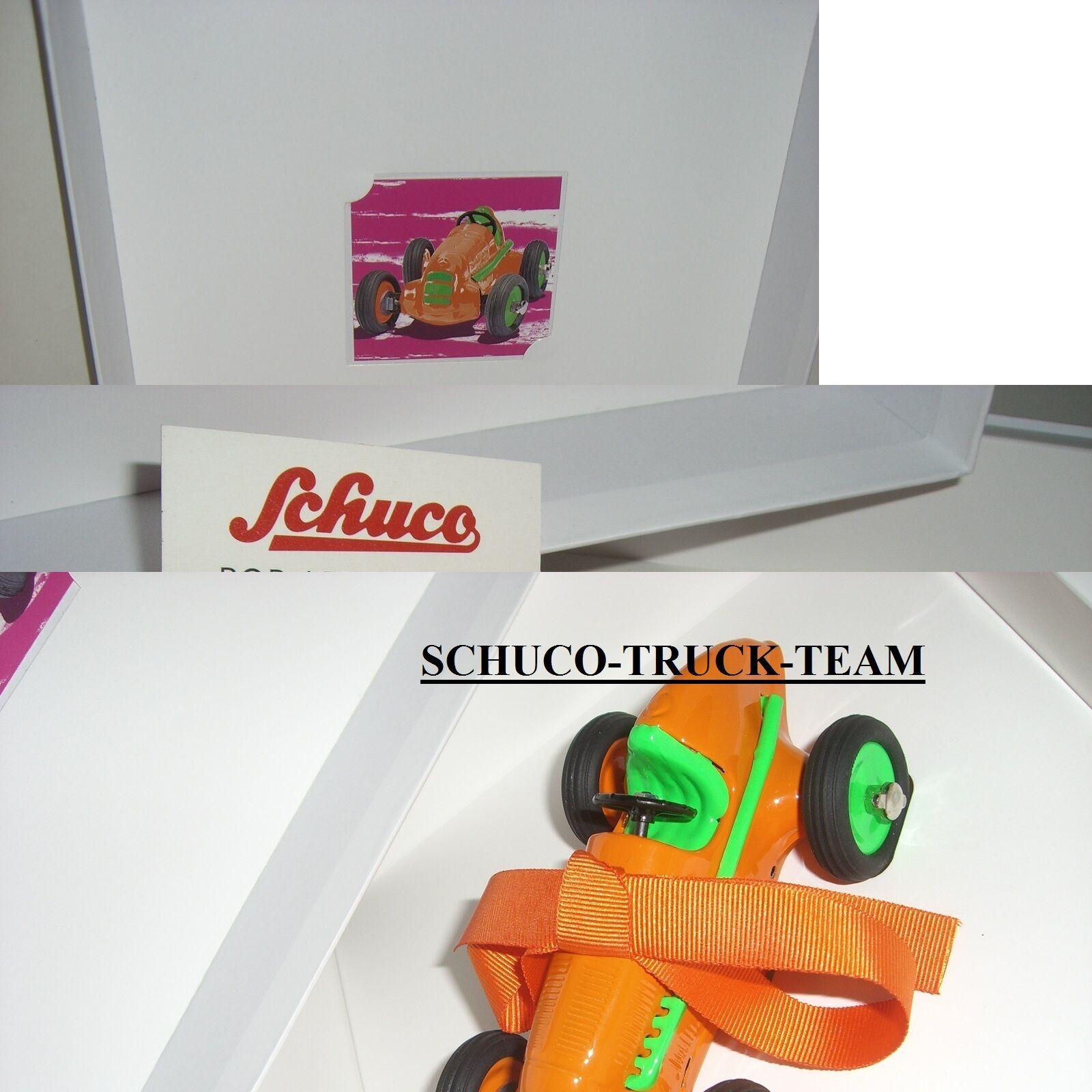 Schuco klassischer studio - pop - art - 0439 arancione 01114 edizione.