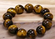 Natural Powerful Healing Stone Stretch Bracelet 10mm Stone Beads, Hand Made