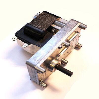 Mellor Getriebemotor 3 Rpm Pelletmotor Pelletöfen Schneckenmotor Pellet Mcz äSthetisches Aussehen Heizung Business & Industrie