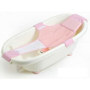 Baby-Infant-Toddler-Bath-Tub-Safety-Seat-Bathing-Newborn-Shower-Mesh-Sling-Net