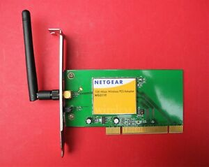 108MBPS WIRELESS PCI ADAPTER WG311T DRIVER WINDOWS 7 (2019)
