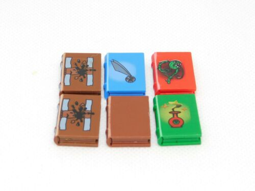 LEGO BOOKS NOVELS POTION BOOK FOR MINIFIGURES TOWN CITY