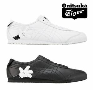 21fd5a3755a9 Asics Onitsuka Tiger X Disney Mexico 66 White or Black Fashion ...