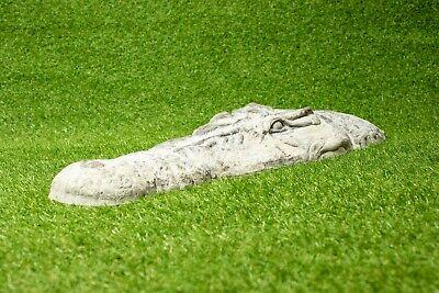 Concrete Crocodile Garden Ornament Large Garden Sculptures