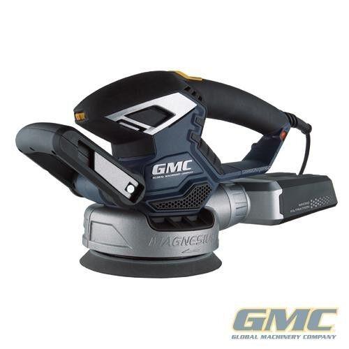 GMC Exzenterschleifer mit zwei Stütztellern, 150 mm ROS150CF