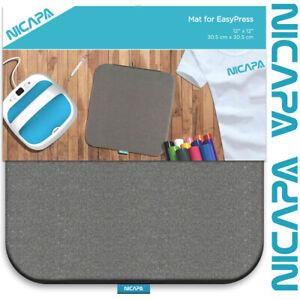 Nicapa-12X12-Mat-for-Cricut-Easy-Press-Mat-Silhouette-Vinyl-Heat-Press-Transfer