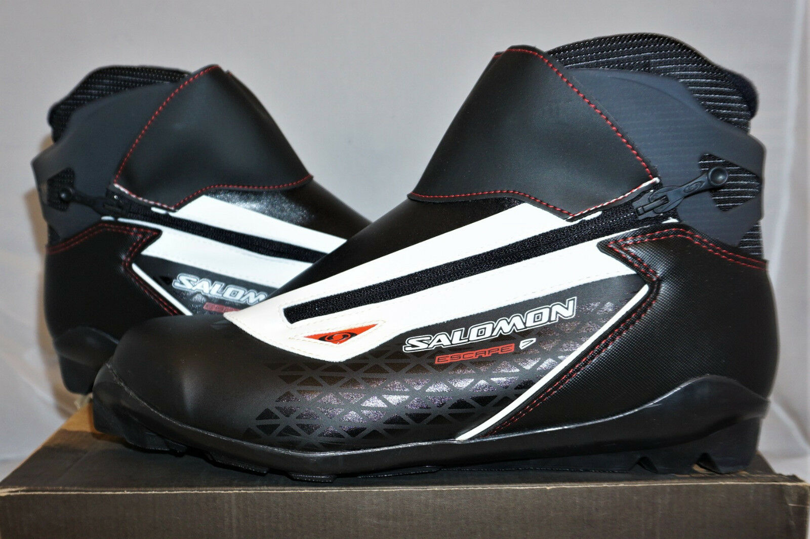 Salomon Escape Escape Escape 7 UK 13,5 EU 49 1 3 USA 14 Langlaufschuhe NEU   2924 7fe781