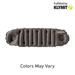KLYMIT-Cush-Inflatable-Lightweight-Camping-Seat-or-Pillow-FACTORY-SECOND
