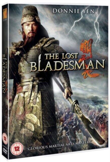 Nuevo The Lost Bladesman DVD