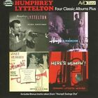 Four Classic Albums: Jazz Concert/Jazz Session/In Perspective/Here's Humphrey by Humphrey Lyttelton (CD, Aug-2010, Avid Jazz)