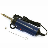 30W 220V 50Hz Automatic Electric Vacuum Solder Sucker Desoldering Pump Iron Gun