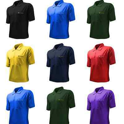 Target Cool Play 3 Dart Shirts Small to 5XL Purple with Grey