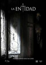 LA ENTIDAD ORIGINAL NUEVA Y SELLADA DVD PELICULA PERUANA CINE PERUANO
