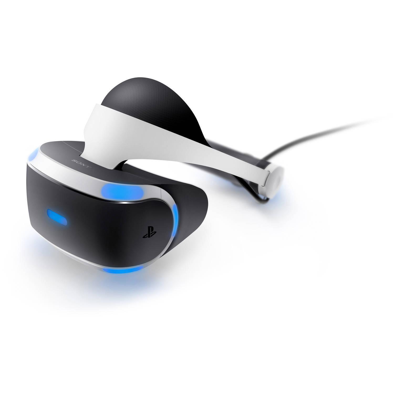 VR Headsets: PlayStation VR