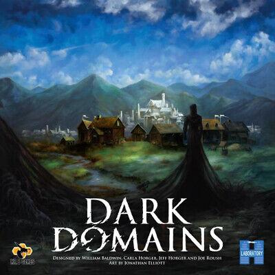 B Games MIB1027 Mr Dark Domains