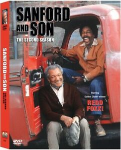 Sanford-and-Son-The-Second-Season-Serie-Completa-DVD-Video-in-Italiano