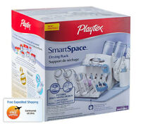Playtex Smartspace Drying Rack Baby Bottle Accessories Bpa Free Kitchen Decor