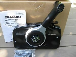 Suzuki Outboard Side Mount Remote Control Box