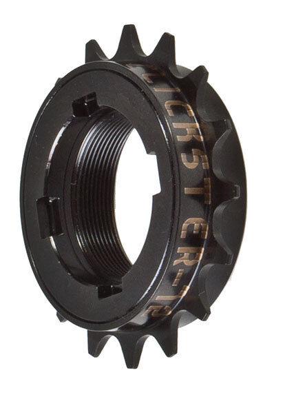 Halo Clickster 1 Velocidad Rueda Libre 18T 3 32  Negro
