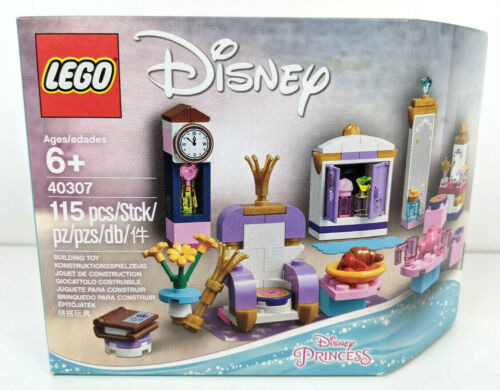 Lego Disney Princess 40307 Castle Interior Kit Building Set NEW /& SEALED