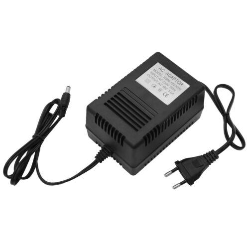 AC AC 12V Steckernetzteil 5,5mm Hohlstecker Wechselspannung Netzteil 230V