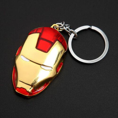 PORTE CLÉS BRONZE THOR BATMAN BIJOU COMICS SUPER HERO DC SAC Keychain Keyring
