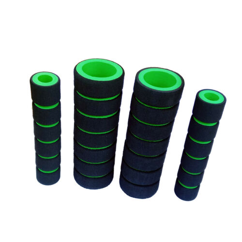 Handle Bar Grip Tubes Nonslip Outdoor Riding Clutch Cycling Foam Motorcycle Soft