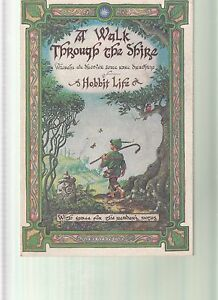 A-WALK-THROUGH-THE-SHIRE-A-HOBBIT-LIFE-LORD-OF-THE-RINGS-ILLUSTRATED-JOURNAL
