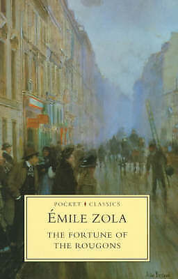(Good)-The Fortune of the Rougons (Pocket Classics) (Paperback)-Emile Zola-08629