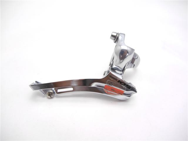 Shimano Ultegra FD-6600 2x10-speed Double Road Racing Front Derailleur Braze-On