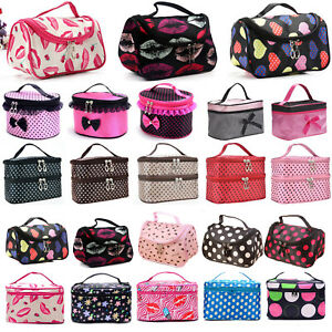 Makeup-Travel-Cosmetic-Bag-Case-Multifunction-Pouch-Toiletry-Wash-Organizer-Kit