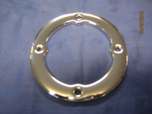 MGB Cromo Gearstick anillo del cromo MGC CGT MGB GT V8 tienda sucias Rayado