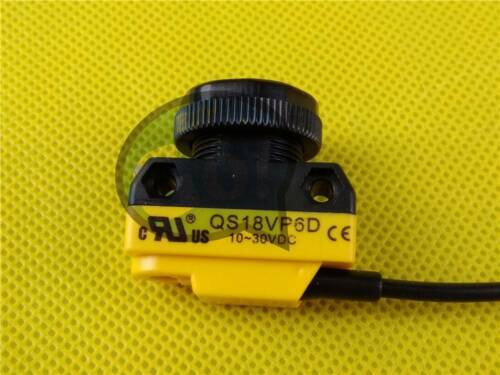 NEW BANNER QS18VP6D Photoelectric switch