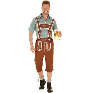 Trachten Set Austria Kostum Manner Karneval Fasching Oktoberfest