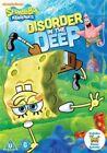 SpongeBob SquarePants - Disorder in the Deep (DVD, 2013)