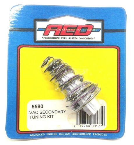 AED 5580 Holley Carburetor Vacuum Secondary Spring Tuning Kit-4160 series